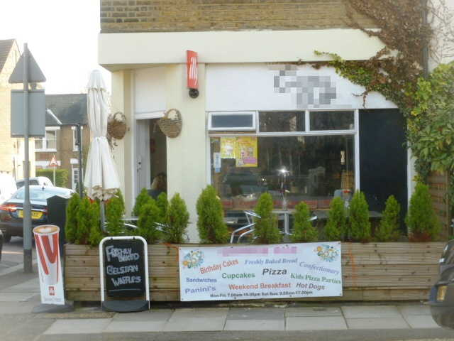 Attractive Coffee Shop, South London for sale