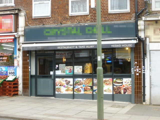 Superbly Fitted Turkish Kebab Restaurant, Middlesex for sale
