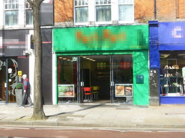 Superb Newly Fitted Grilled Peri Peri Chicken, Burgers Etc, West London for sale