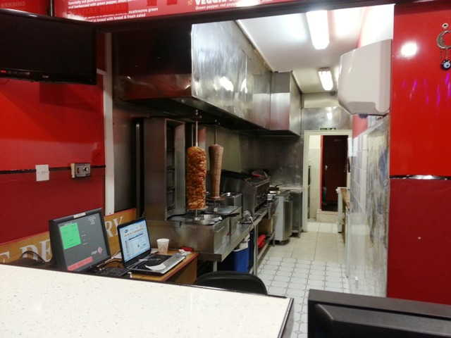 Fully Equipped Takeaway Kebabs, Surrey for sale