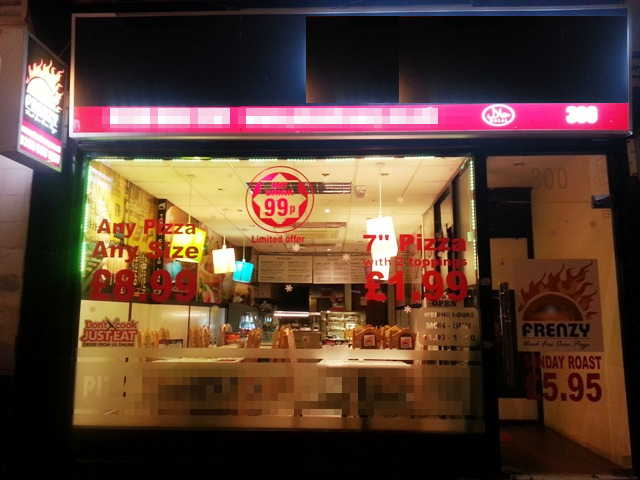 Well Fitted Italian Restaurant Including Takeaway and Delivery, Surrey for sale