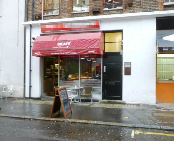 Old Established Well Equipped Sandwich Bar with Seating Area, Central London for sale