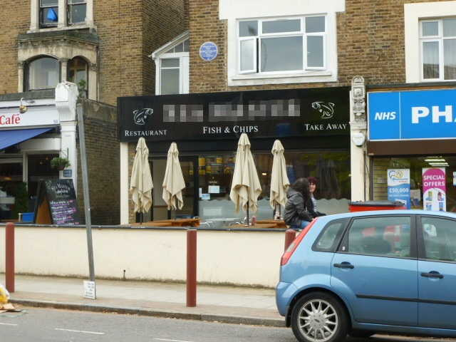 Superbly Fitted Takeaway Fish and Chips Plus Licensed Restaurant Area, South London for sale