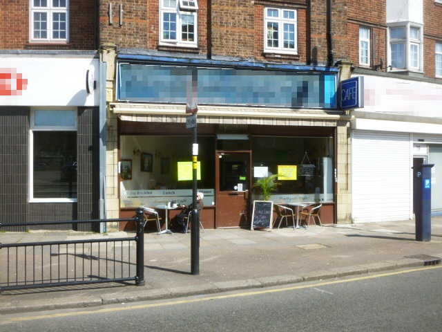 Well Established Caf�, North London for sale