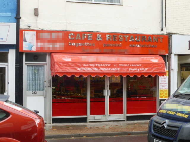 Spacious Well Equipped Caf� / Restaurant, Hampshire for sale