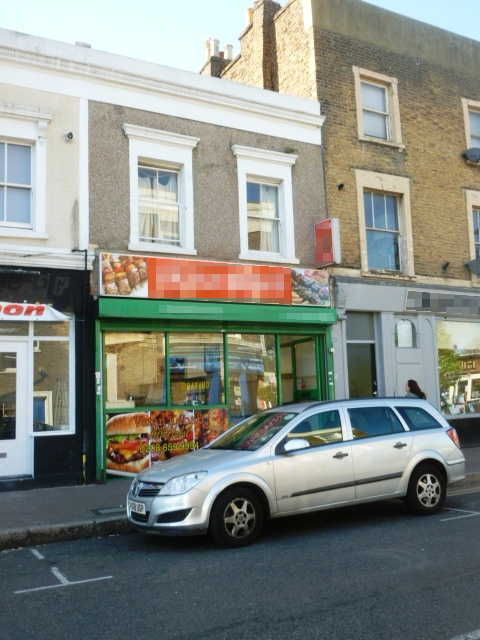 Freehold Kebab Shop, South London for sale