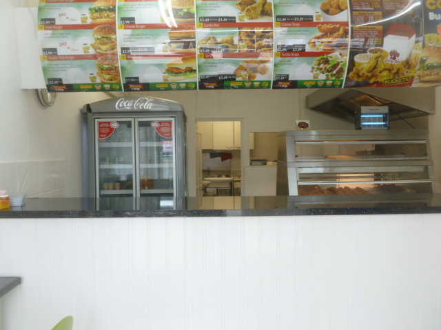 Well Fitted Takeaway Chicken, Burgers and Chips - A5 Useage (Please Note The Business Has Been Closed Since October, 2014) for sale in Dagenham for sale