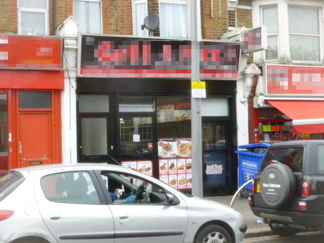 Well Fitted Hot Food Takeaway Plus Restaurant Area (Catering For Grills, Curries, Kebabs Etc), East London for sale