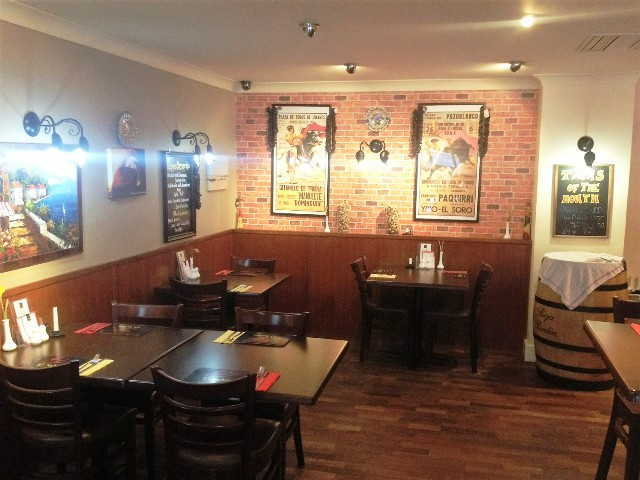 2 x Spanish Restaurants in Reading For Sale
