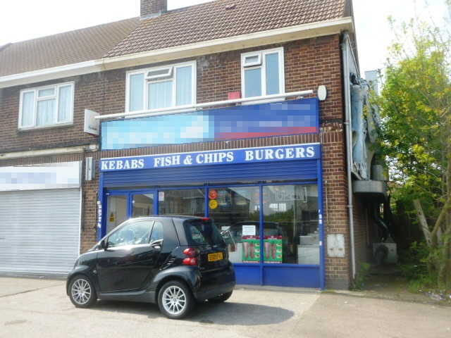 Superbly Fitted Takeaway Fish and Chips Plus Burgers and KebabsRecently Reduced For The Lease, Goodwill, Fixtures and Fittings To �134,950 Plus Stock At Valuation, Subject To Contract, Essex for sale