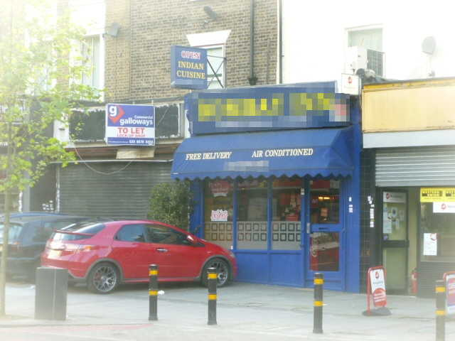 Well Established Licenced Restaurant, South London for sale