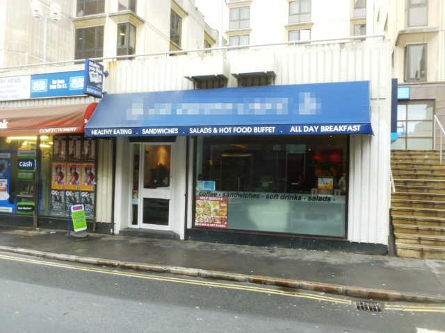 Well Established Sandwich Bar, West London for sale