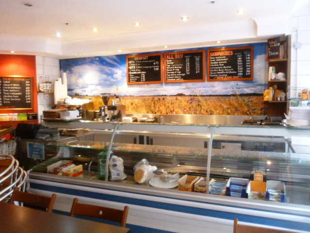 Well Established Sandwich Bar for sale in Covent Garden for sale