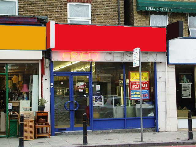 Spacious Well Equipped Pizza and Chicken Takeaway and Delivery, South London for sale