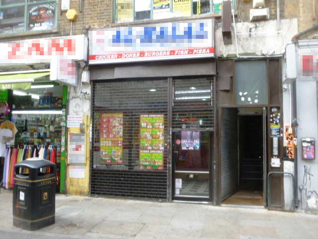 Fully Equipped Fried Chicken and Pizza Shop, East London for sale