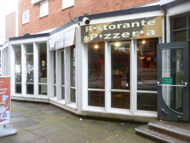 Attractive Well Fitted Licensed Pizza Restaurant, Surrey for sale