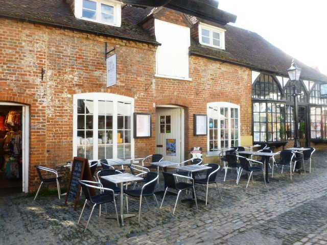 Attractive Coffee Shop / Caf� Plus Quality Chocolates, Surrey for sale