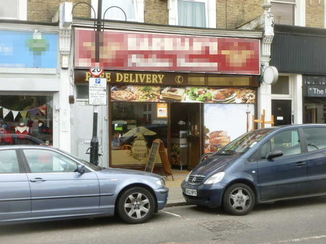 Attractive Fully Fitted Italian Hot Food Takeaway and Delivery Including Pizzas, Pastas, Salads and Desserts, West London for sale