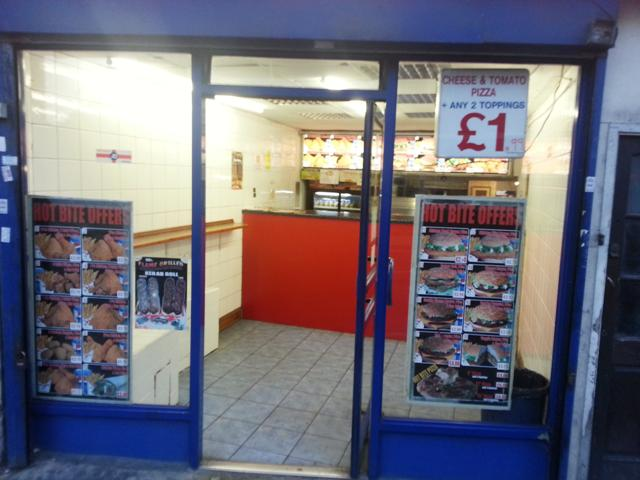 Fast Food Takeaway (Including Fried Chicken, Pizzas, Burgers, Kebabs), East London for sale