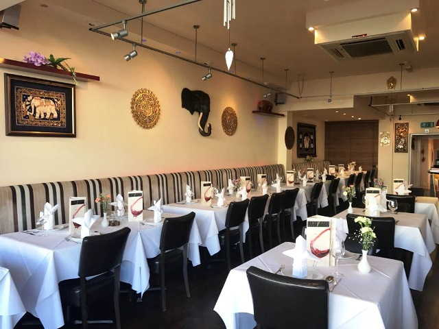 Thai Restaurant in West Sussex For Sale