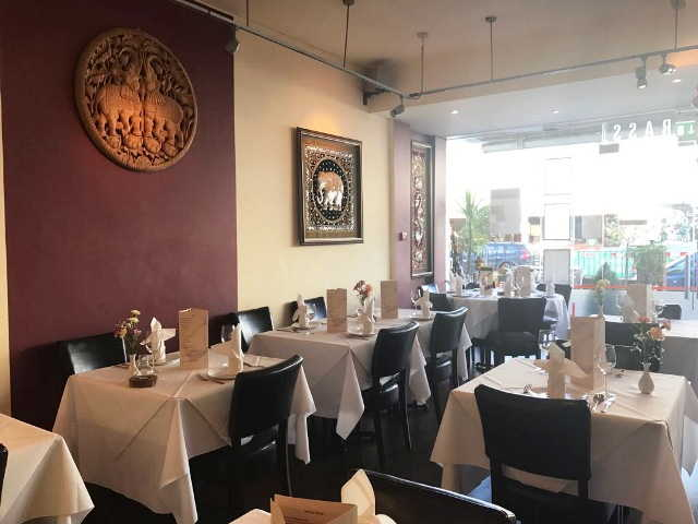 Thai Restaurant in Haywards Heath For Sale