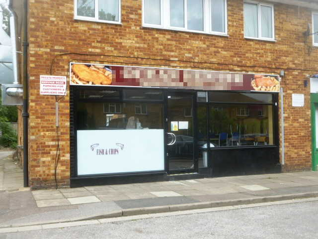 Well Fitted Takeaway Fish and Chips with Restaurant Area, Hertfordshire for sale