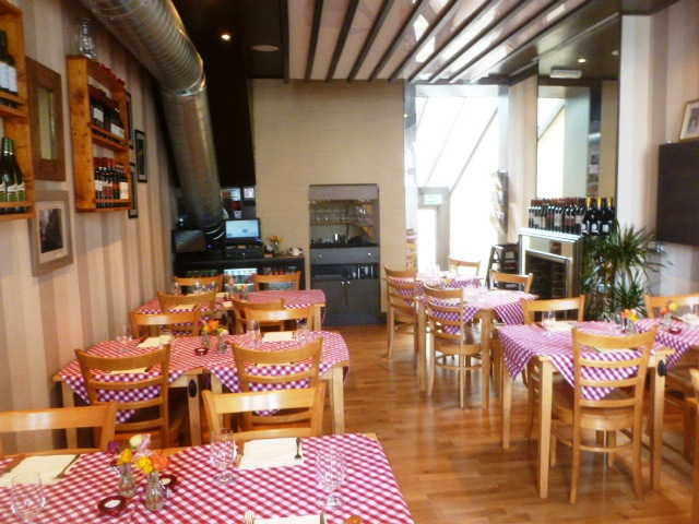 Superbly Fitted Licensed Italian Restaurant, South London for sale