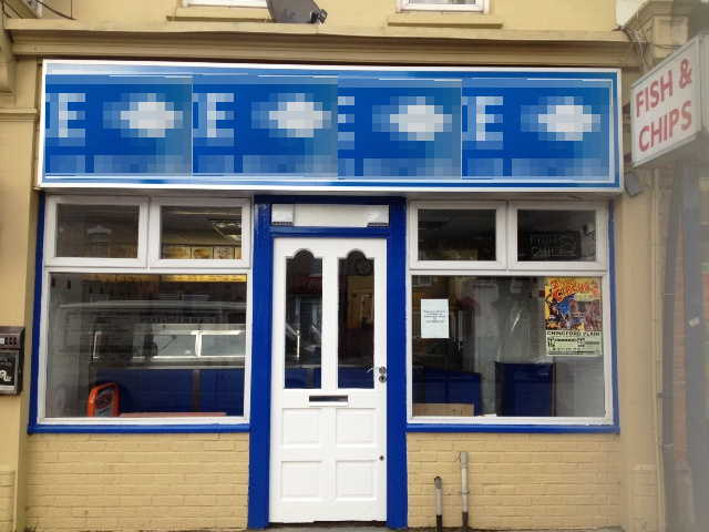 Fully Equipped Takeaway Fish and Chip Shop, North London for sale