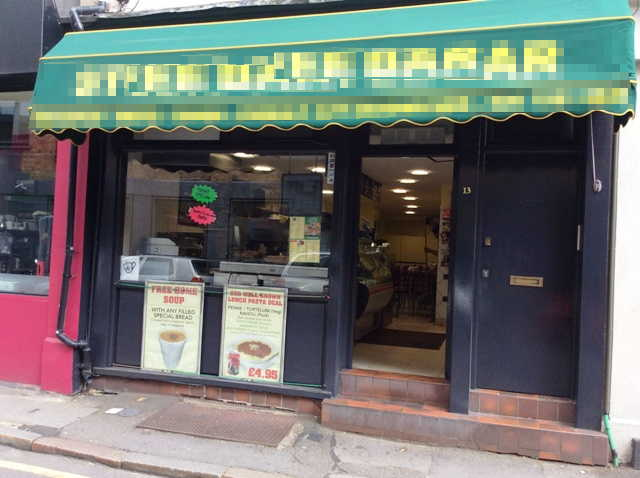 Attractive Well Established Caf� / Coffee Bar (Catering For Breakfasts, Sandwiches, Light Lunches, Jacket Potatoes, Teas and Coffees)We Understand The Premises Have A3 / A5 Use, Central London for sale