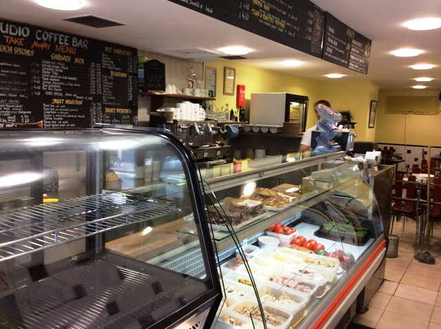 Attractive Well Established Caf� / Coffee Bar (Catering For Breakfasts, Sandwiches, Light Lunches, Jacket Potatoes, Teas and Coffees)We Understand The Premises Have A3 / A5 Use for sale in Finsbury East for sale