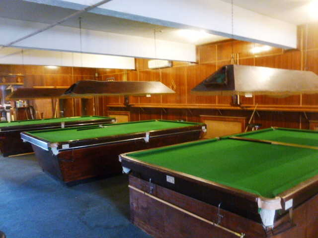 Spacious Social and Snooker Club, Essex for sale
