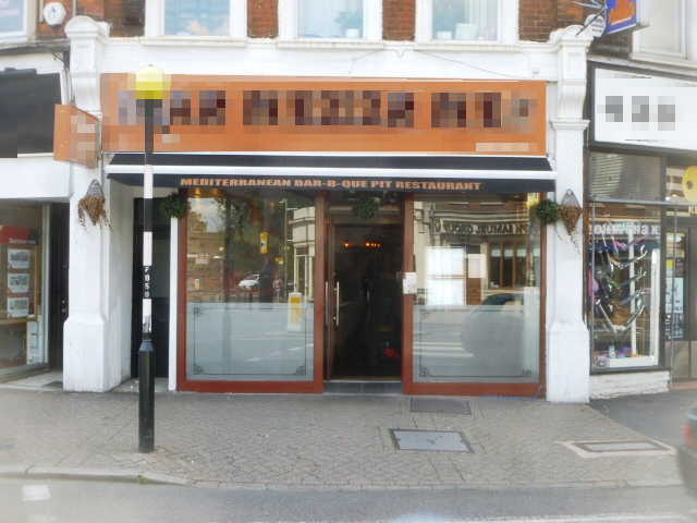 Superbly Fitted Recently Opened Licensed Turkish Restaurant, Kent For Sale