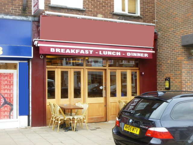 Fully Equipped Licensed Caf� / Restaurant, Hertfordshire for sale