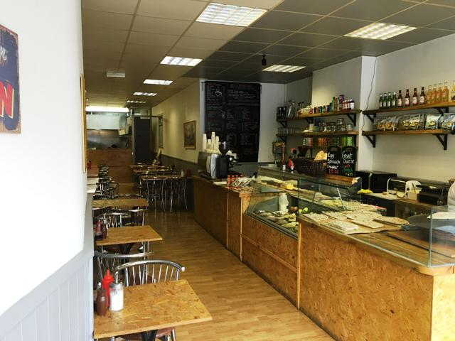 Well Established Caf� for sale in Hornsey for sale