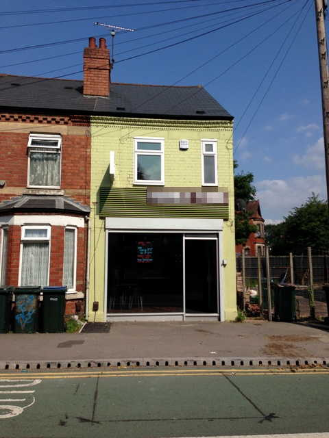 Fully Equipped Semi-detached Caf� (Closed At Present), West Midlands for sale