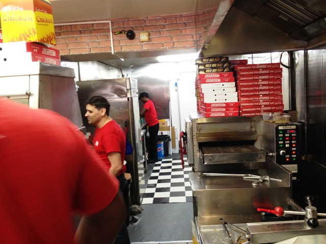 Chicken Shop and Pizza Takeaway in Manor Park For Sale