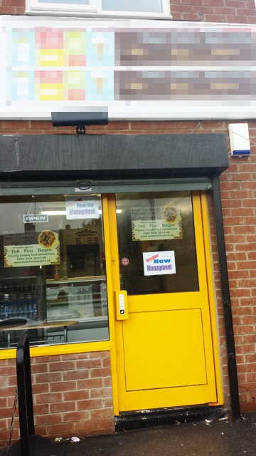 Pizzas, Burgers, Curries Plus Deli Bar, West Yorkshire for sale