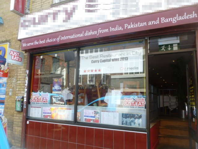 Well Established Licensed Indian Restaurant, East London for sale