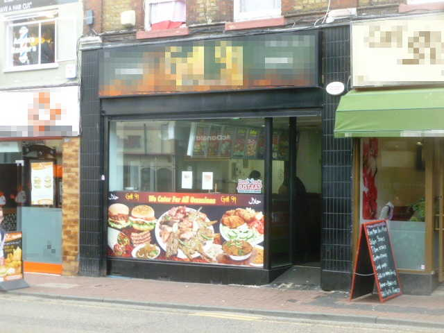 Well Fitted Peri Peri Chicken, Beefburgers, Doner Kebabs, Mixed Grills Slight Curries, Kent For Sale