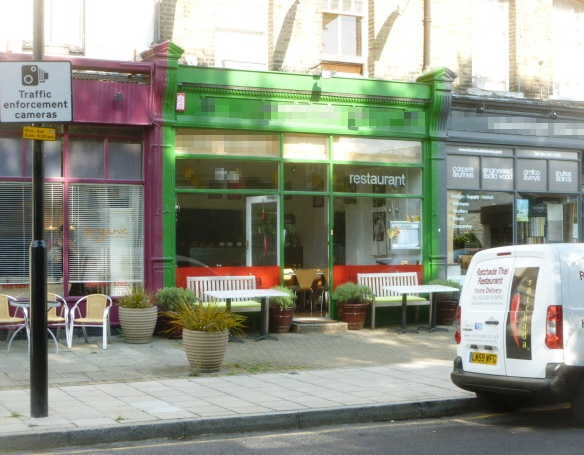 Attractive Well Established Licensed Thai Restaurant, South London for sale