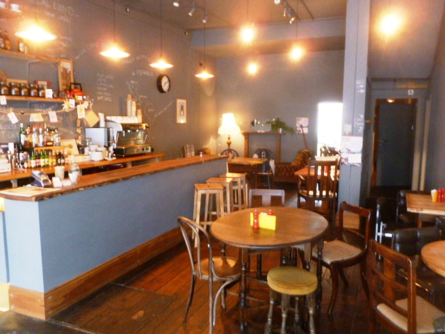 Well Established Licenced Coffee Shop (Catering For Breakfasts, Light Lunches, Sandwiches, Soup, Teas and Coffees Etc) A3 Use