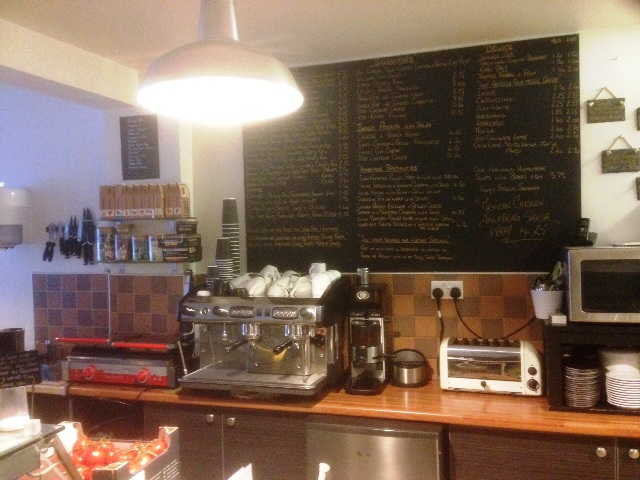 Superbly Fitted Coffee Shop / Sandwich Bar (Catering For Breakfasts, Snacks, Light Lunches, Teas and Coffees)(We Understand The Premises Have A1 Use) for sale in Cannon Street for sale