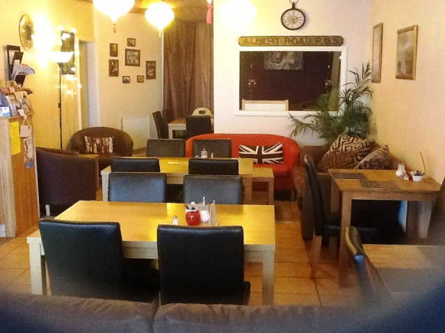Fully Fitted Coffee Shop (We Understand The Premises Have A5 Use) with Wi-fi for sale in Southsea for sale
