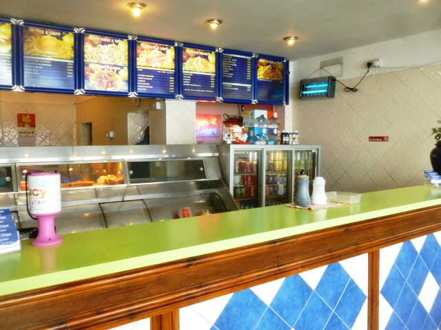 Fish & Chip Shop in Purley For Sale