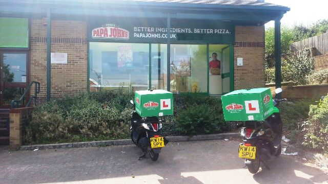 Superbly  Fitted Papa Johns Pizza Takeaway and Delivery, Somerset For Sale