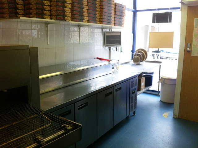 Well Equipped Pizza Takeaway and Delivery for sale in Eastbourne, East Sussex for sale