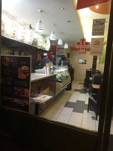 Peri Peri Chicken Restaurant in Tooting For Sale