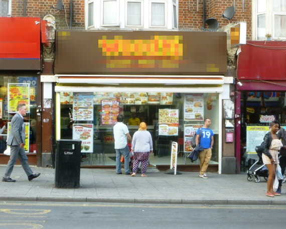 Superbly Fitted Fast Food Restaurant Including Takeaway Comprising Pizzas, Grilled Burgers, Chicken and Chips Terrific Scope To Introduce Grilled Chicken and Additional Lines, If Desired, East London for sale