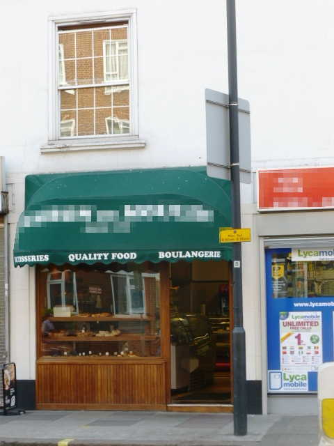 Attractive Coffee Shop / Bakery, West London for sale