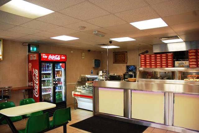 Fish & Chip, Kebab, Pizza Takeaway and Chicken Shop in Nottingham For Sale